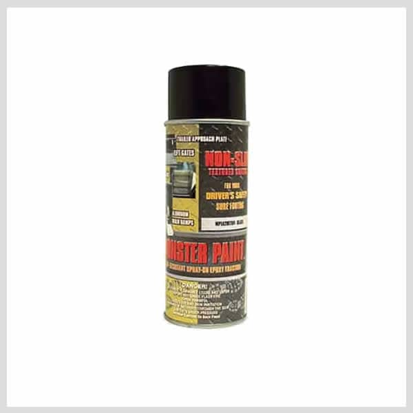 Non Slip Spray Can For Aluminum Ramp Metal Truck Bed