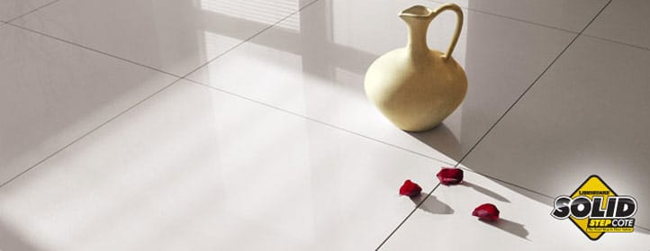 Anti-Slip Coating - Ceramic Tile Floor